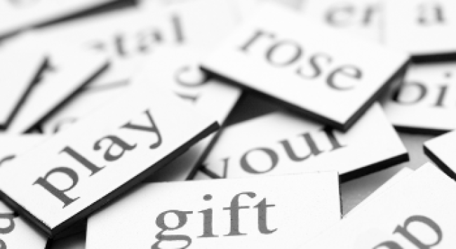 A Fun Way to Shape the New Year: Pick a One-Word Theme.