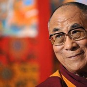 What Would You Say to the Dalai Lama? Seriously.