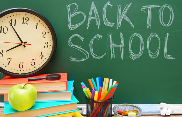 Back to School: How to Help Your Children (and You) Form Good Habits.