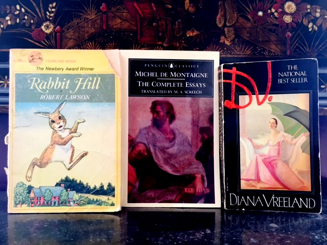 Revealed! Three Book Club Choices for November. Happy Reading.