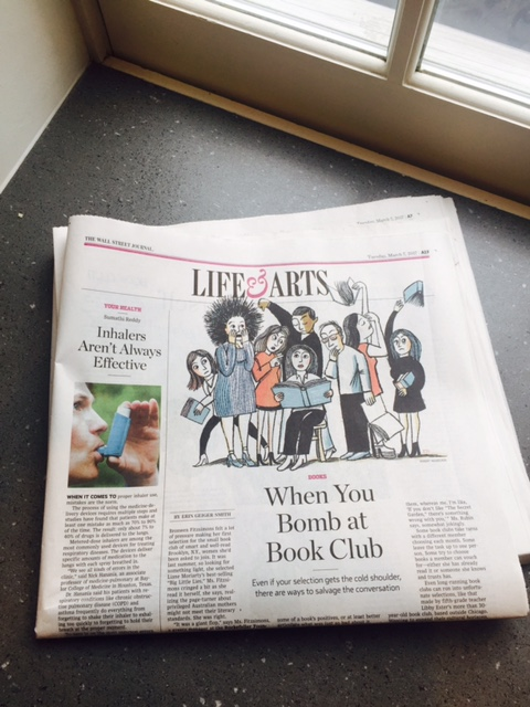 Have You Ever Championed a Book That Your Book Club Disliked? I Have.