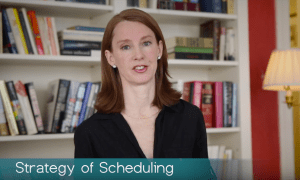 Habits: The Strategy of Scheduling