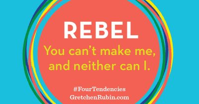 Image result for gretchen rubin rebel