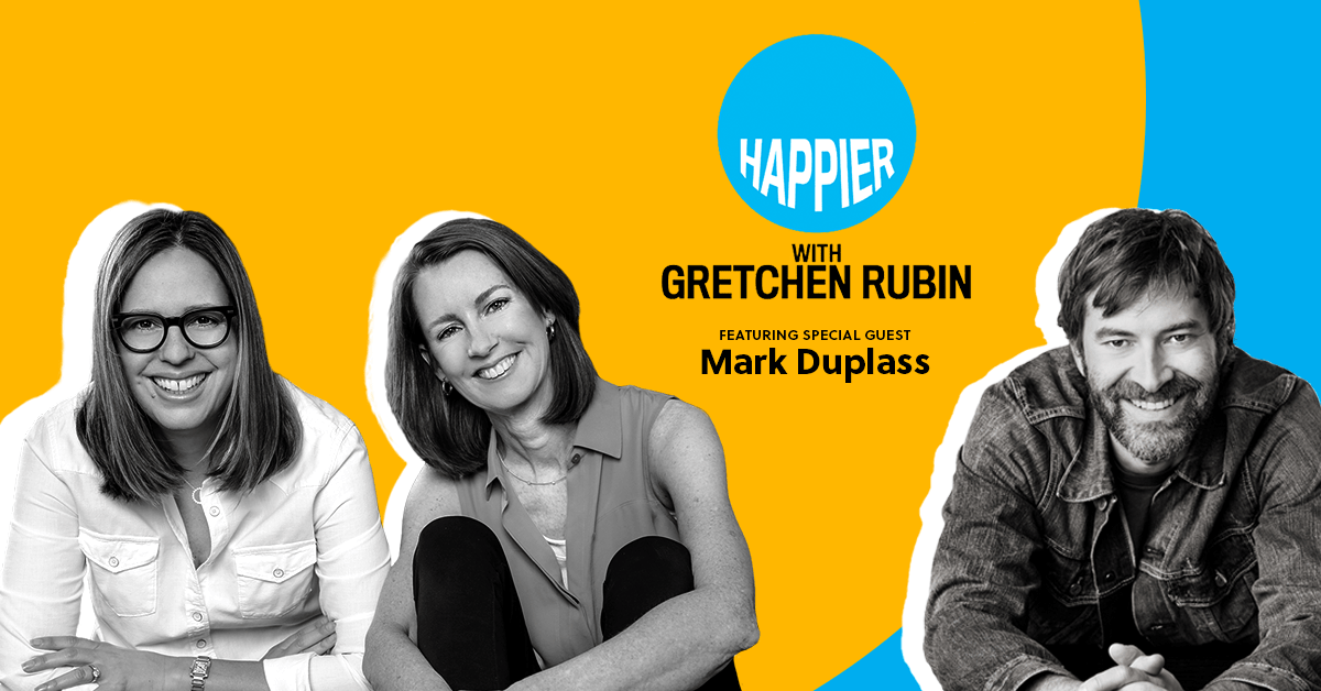 Happier podcast