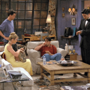 "A Little Happier: A Lesson in Creativity from a Bottle Episode of the TV Show ""Friends."""