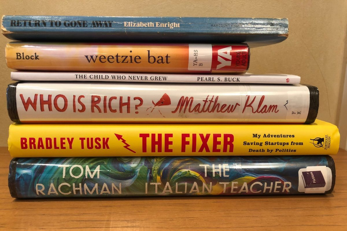 What I Read This Month: September 2018