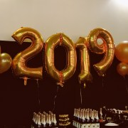 """Podcast 203: We Reveal our """"19 for 2019 Lists,"""" Try the """"1 Second Every Day"""" App to Hold On to Memories, and Gold Stars for 2018."""