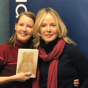 "Podcast 212: Our First Happier Podcast Book Club Episode! With Dani Shapiro About Her Memoir ""Inheritance."""