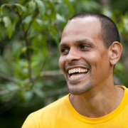 Podcast 223: Why You Should Step Off a Cliff, an Interview with Writer Ross Gay, and a Tribute to Someone Dear to My Family.