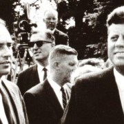 A Little Happier: A Moment in the Life of JFK Illustrates How Hard It Is to Know Other People.