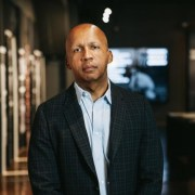 A Little Happier: Bryan Stevenson Points Out a Question: Are We There to Speak, or Are We There to Listen?