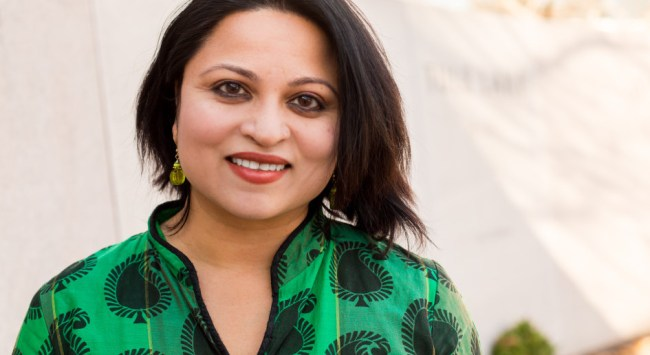 """Deepa Iyer: """"People Think That Those of Us Involved in Social Change Are Always Resilient and Strong…But We Too Need Care."""""""