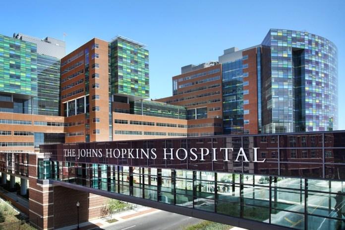 Image result for Johns Hopkins Hospital