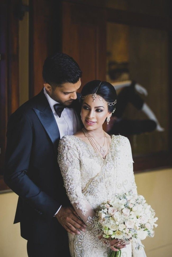 Inside An Opulent Sri Lankan Wedding Vogue Australia