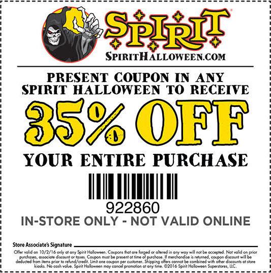 spirit halloween online application