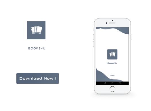 Books4u - Android Ebook App + Admin panel - 12