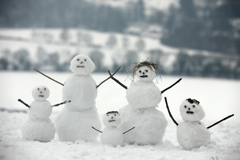 Saudi Cleric Declares All Snowmen Abominable