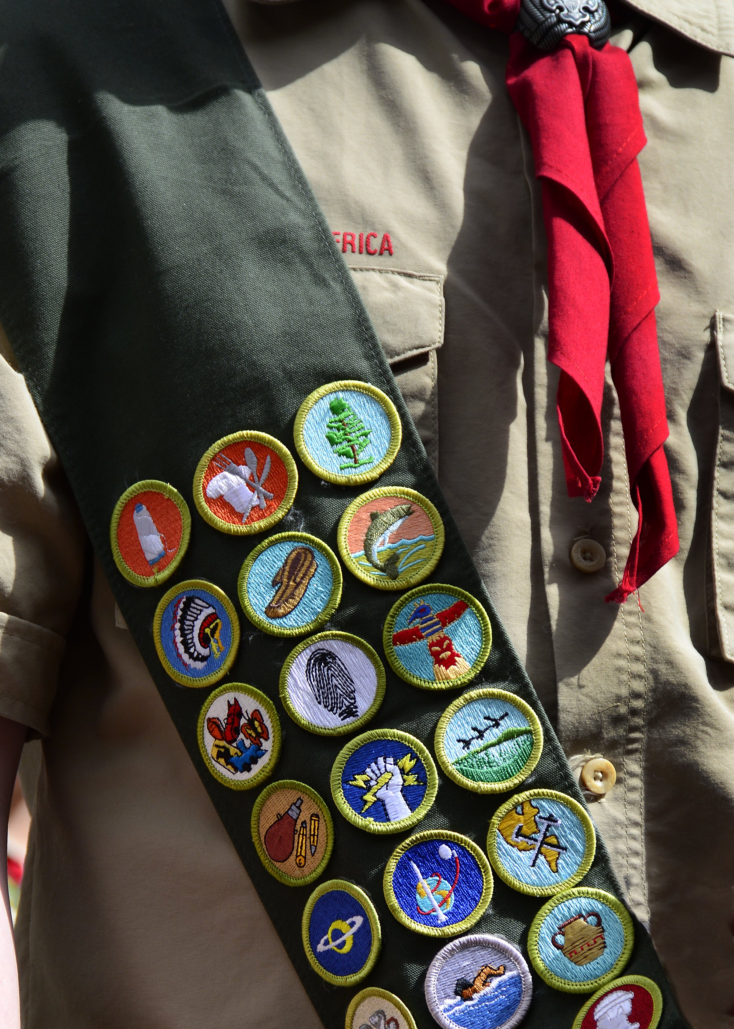 Mormon Church Deeply Troubled By Boy Scouts Leaders