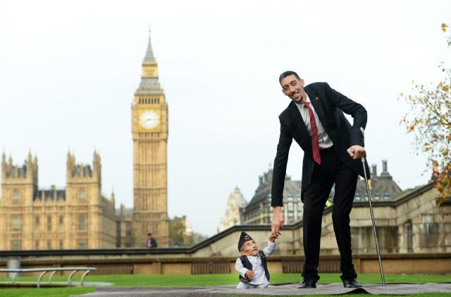 The Shortest Man Ever Measured Has Died | Time