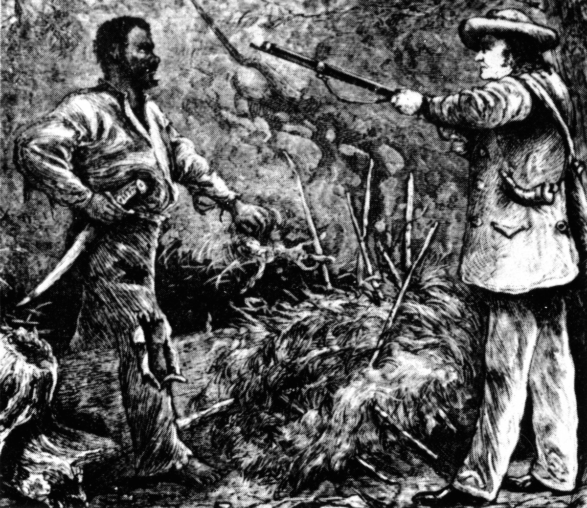 Nat Turner Rebellion How He Explained The Slave