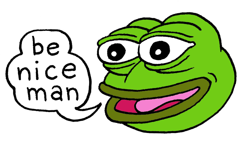 Pepe The Frog Creator He Is Not Racist Or A Hate Symbol Time