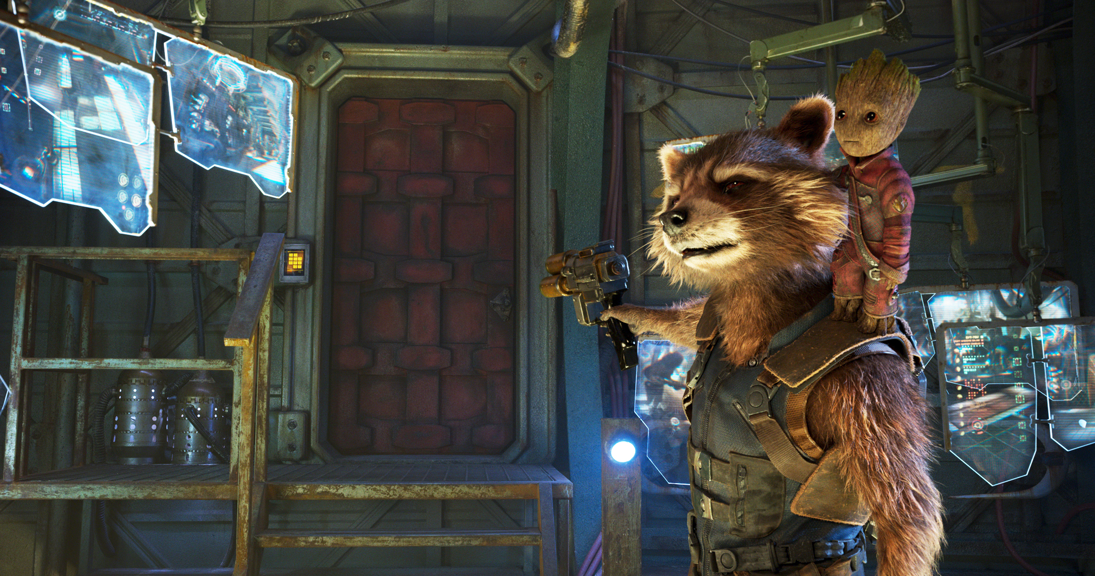 Guardians Of The Galaxy Vol 2 Easter Eggs And References Time Com