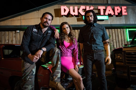Logan Lucky Strikes it Rich | Time
