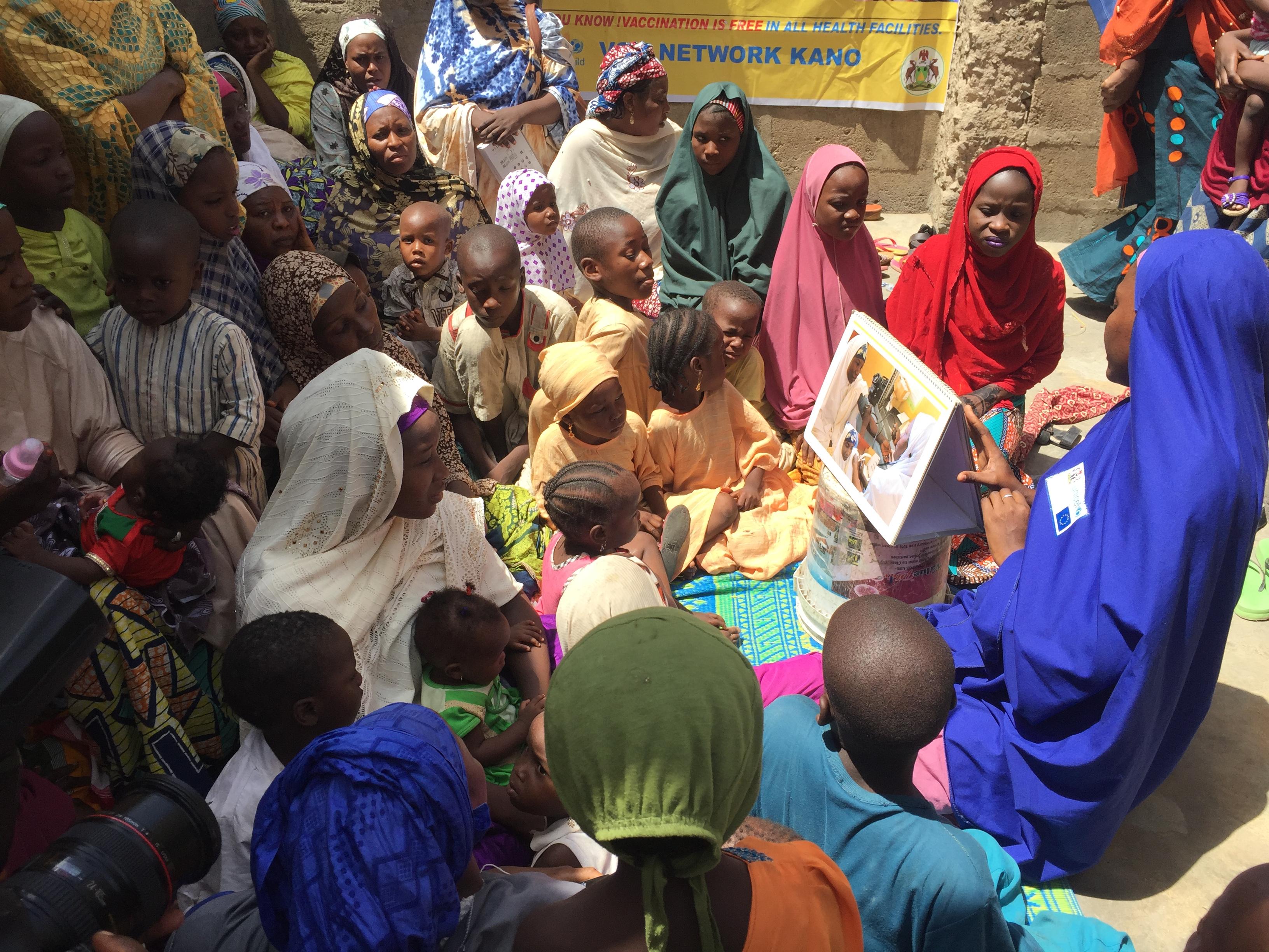 Kano Govt. Distbutes Over 3m Vaccines For Immunisation