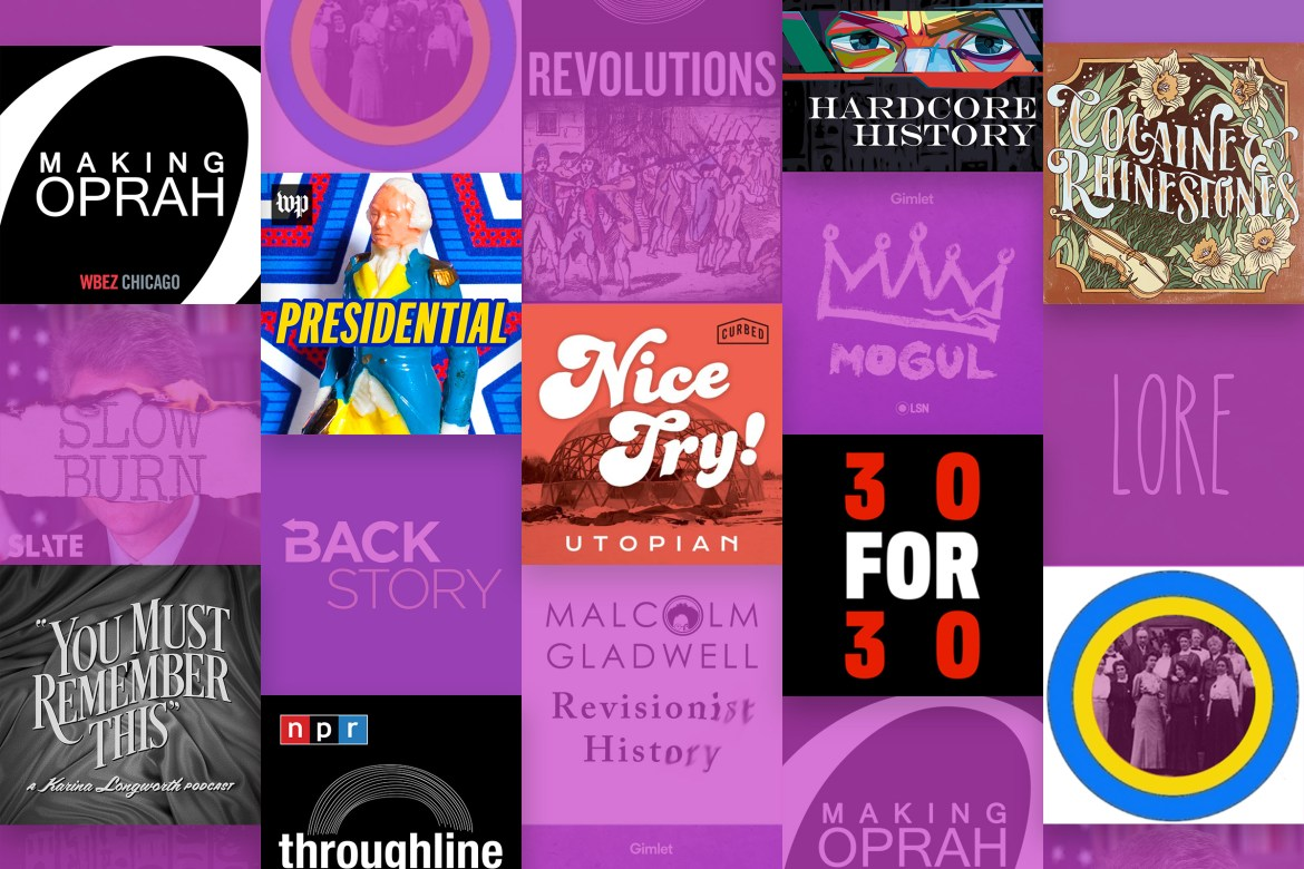 The 10 Greatest Podcasts of 2019 1