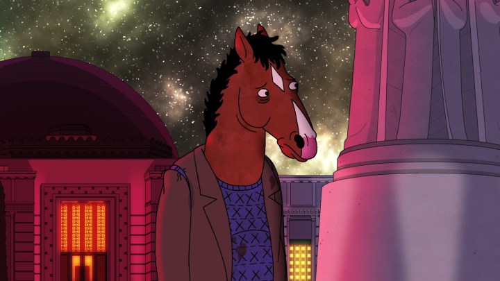 An absolutely gut wrenching scene where BoJack realized just how big the consequences can be from his actions.