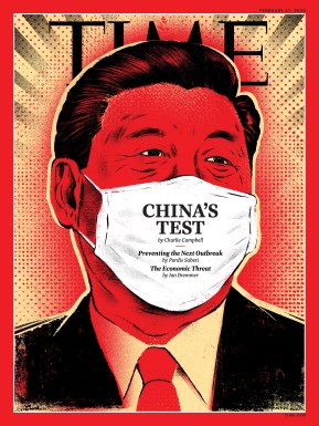 The Coronavirus Outbreak Could Derail Xi Jinping's Dreams of a Chinese Century | TIME