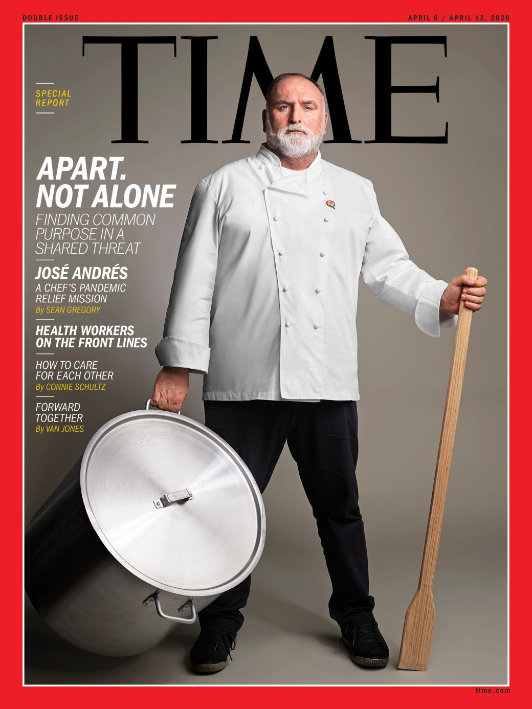 Without Empathy, Nothing Works.' Chef José Andrés Wants to Feed the World  Through the Pandemic | TIME