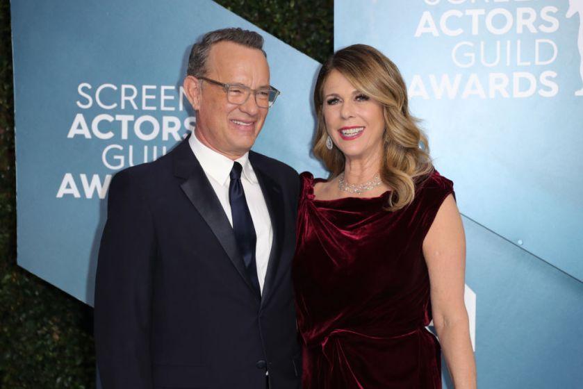 Tom Hanks, Rita Wilson Released From Hospital After Coronavirus | Time