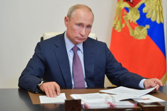 Vladimir Putin Sheds Legitimacy to Extend His Rule in Russia | Time