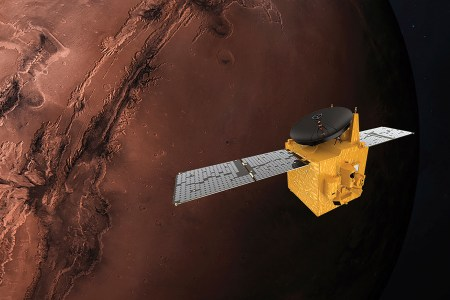UAE Successfully Launches Seven-Month Mission to Mars in a First for the Arab World
