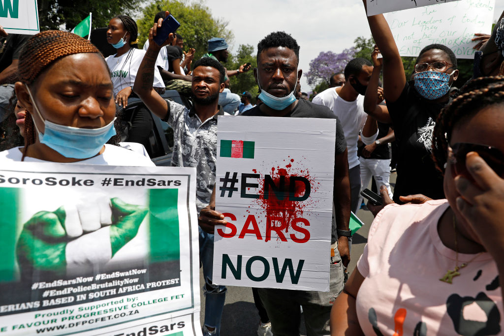 EndSARS and the History of Nigeria's Failed Police Reform | Time