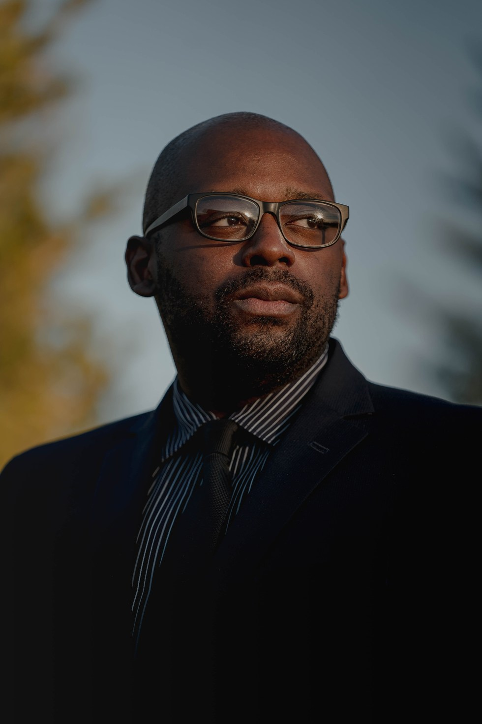 Earl McGhee left a deputy sheriff's job in Wisconsin after filing a complaint alleging racism and discrimination at the law enforcement training academy.