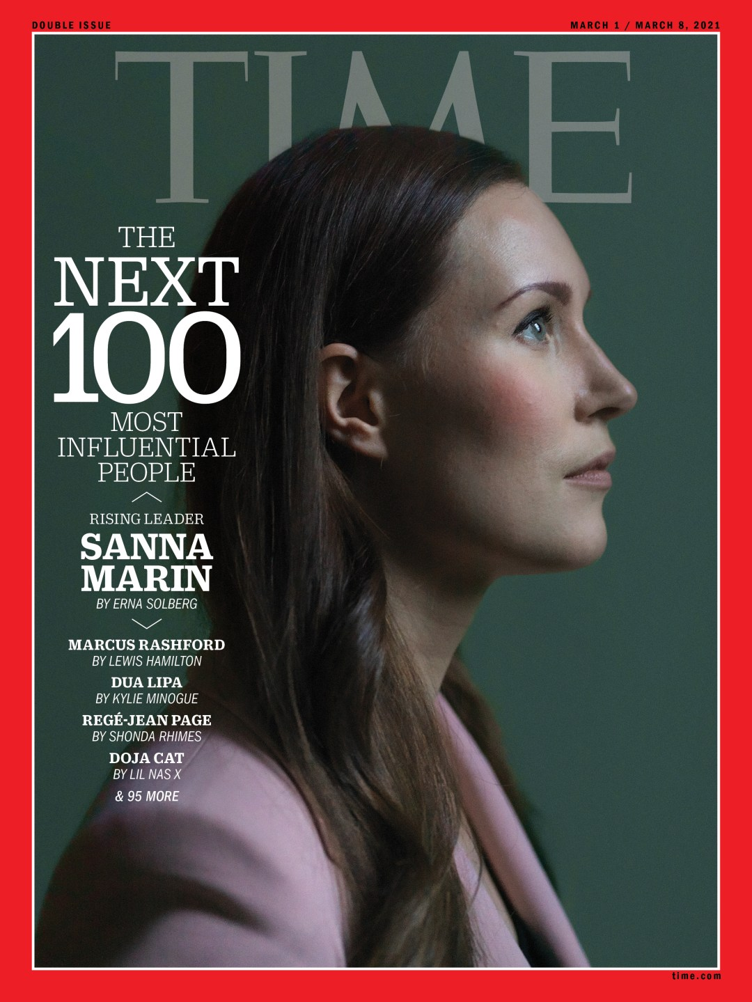 Image result for sanna marin time