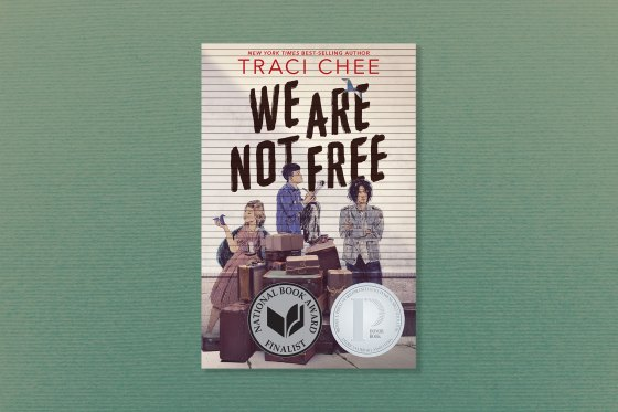We Are Not Free, Traci Chee