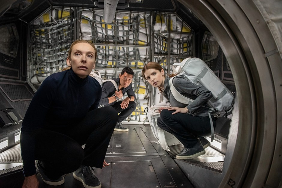 Netflix's Stowaway Tangles with Morality in Space | Time