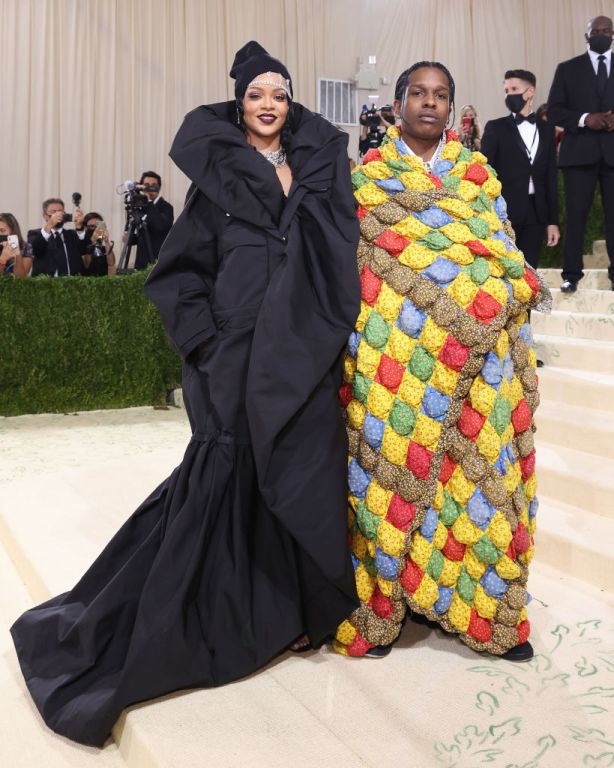 AOC Attends Met Gala in 'Tax the Rich' Gown   Time