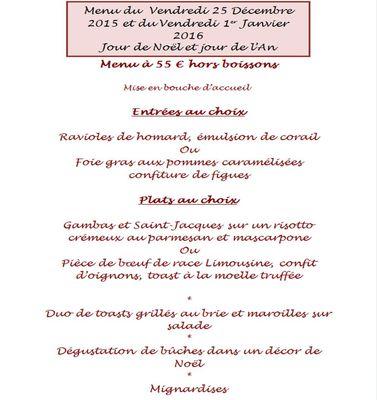menu noel et nouvel an 2015 la gnetilhommiere jpg