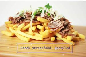 De Griekse Frituur O Geros