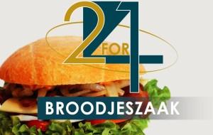 Broodjeszaak 2FOR1