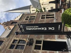 Restaurant De Eenhoorn