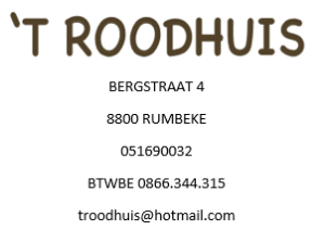 't ROODHUIS