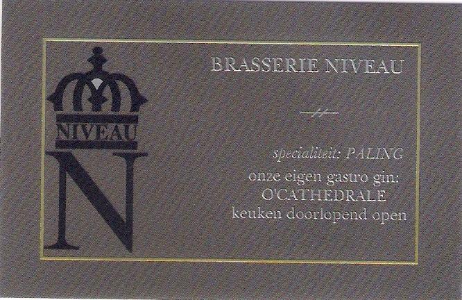 Brasserie Niveau