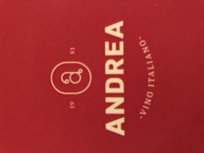 Andrea vino italiano