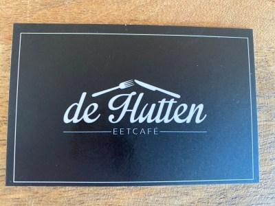 Eetcafé de Hutten