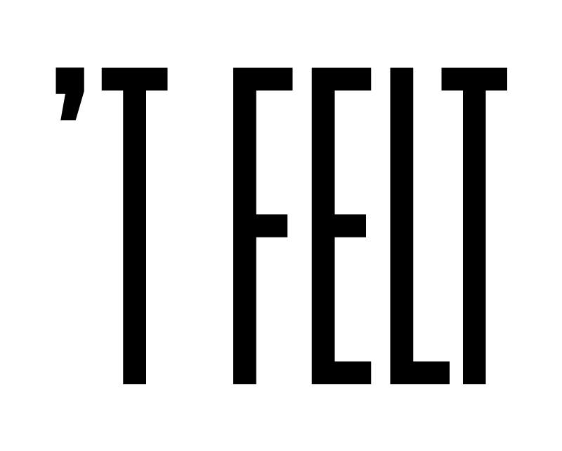 Lepelblad / 'tfelt